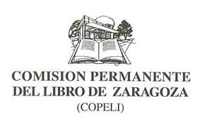 Logo de COPELI. Comisión Permanente del Libro en Zaragoza